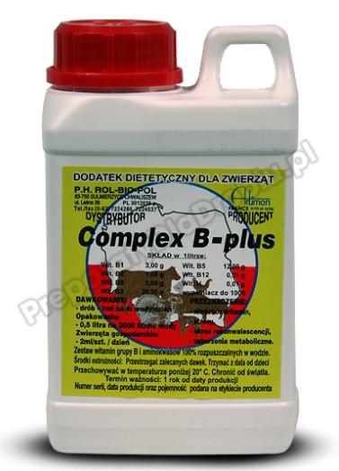 complex b plus